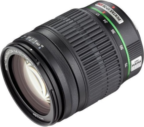 PENTAX Smc DA 17-70 mm f / 4 AL (IF) SDM Lens