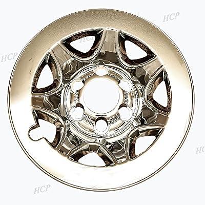 "14-15 Chevrolet Silverado 1500 17"" Chrome Wheel Skin"
