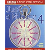 Just a Minute: Four Original BBC Radio 4 Episodes No.4 (BBC Radio Collection)by Nicholas Parsons