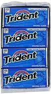 Trident Gum, Original Flavor, 18-Stic…
