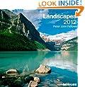 2012 Landscapes Peter John Fellows Wall Calendar (English, German, French, Italian, Spanish and Dutch Edition)