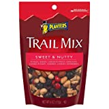 Planters Trail Mix, Sweet & Nutty, 6-Ounce Bags (Pack of 12) ~ Planters