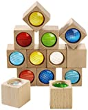 Kaleidoscopic Blocks Basic Building Blocks Accessory Set by Haba