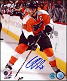 Claude Giroux Philadelphia Flyers Autographed 8X10 Captain Photo at Amazon.com