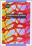 Fundamentos de Sintaxis (GRADO)