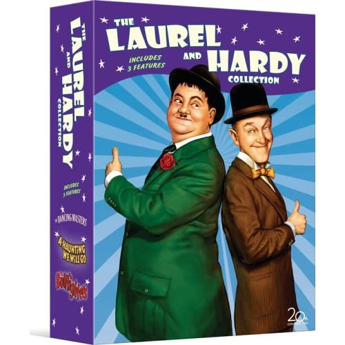Laurel and Hardy Collection, Vol. 2 (A Haunting we Will Go / Dancing Masters / Bullfighters) (1945)