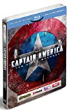 echange, troc Captain America : First Avenger - Super Combo Blu-ray 3D active + Blu-ray 2D + DVD + Copie digitale [Blu-ray]