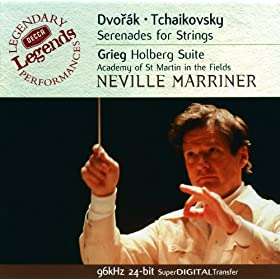 Dvor�k: Serenade for Strings in E, Op.22 - 2. Tempo di valse