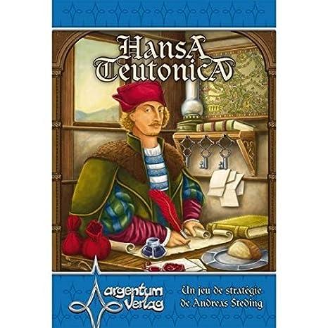 Argentum - Hansa Teutonica Version Française