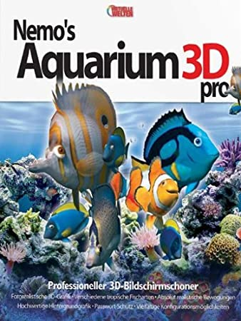 Nemo's 3D Aquarium 3 Pro