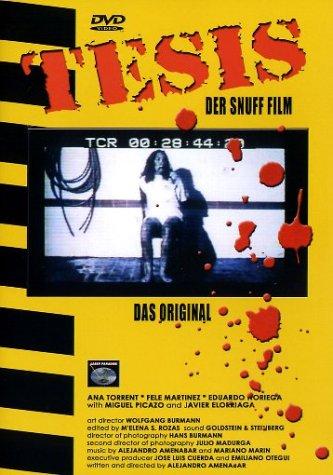 Tesis - Der Snuff Film [Alemania] [DVD]