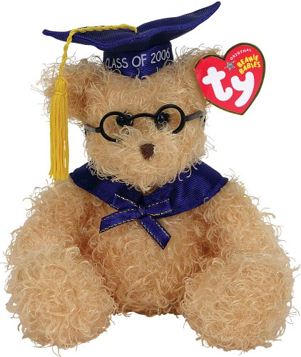 Ty Honors &#8211; Graduation Bear 2006