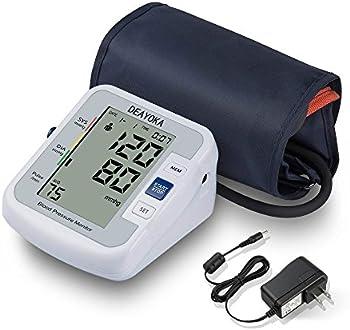 DEAYOKA Upper Arm Blood Pressure Monitor