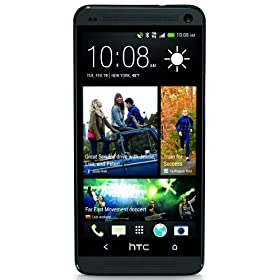 HTC One M7, Black 32GB (Sprint)