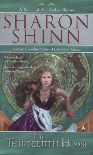 Cover of The Thirteenth House (The Twelve Houses, Book 2)