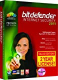 BitDefender Internet Security 2011 Value Edition - 3 PC/2 year