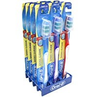 12-Pack Oral-B Shiny Clean Soft 35 Toothbrush