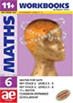 11+ Maths: Workbook Bk. 6: Maths for...
