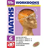 11+ Maths: Workbook Bk. 6: Maths for SATS, 11+ and Common Entrance (11+ Maths for SATS)by Stephen C. Curran