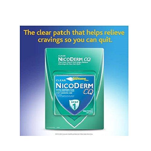 Amazoncom: NICODERM 21 MG PATCH