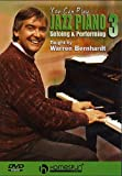 You Can Play Jazz Piano 3: Soloing And Performing [DVD] [Region 1] [NTSC]