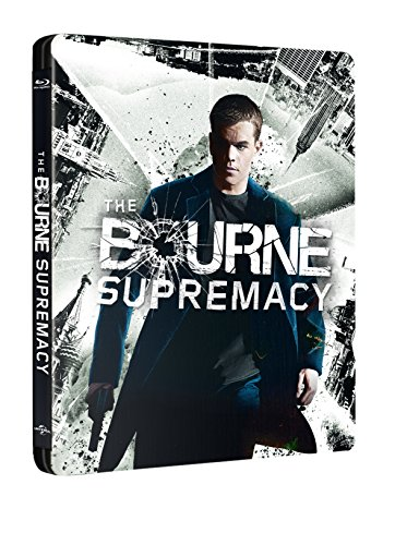 Bourne Supremacy (Steelbook Blu-Ray)