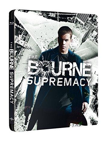 Bourne Supremacy (Steelbook Blu-Ray)