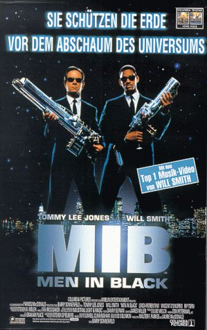 Men in Black [VHS]