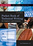 Pocket Book of Technical Writing for Engineers & Scientists (McGraw-Hill's Best: Basic Engineering Series and Tools) (0072468491) by Leo Finkelstein