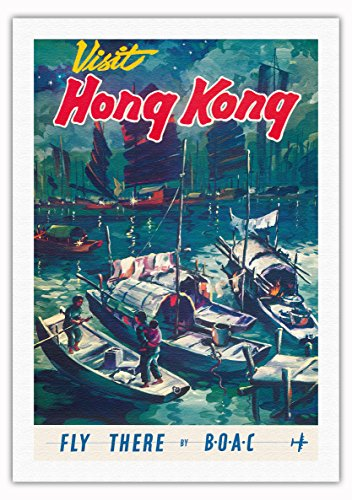 visitez-hong-kong-volez-par-boac-companie-aerinne-anglaise-british-overseas-airways-corporation-jonc