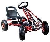 Gokart - Go Kart - Coche con Pedales- Coche para ninos -ARTI Formula 01 Buggy Red