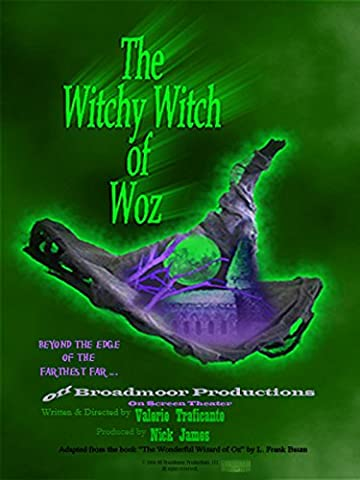 The Witchy Witch of Woz