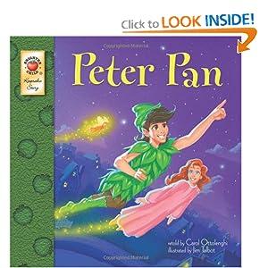 Peter Pan (Brighter Child Keepsake Stories) book