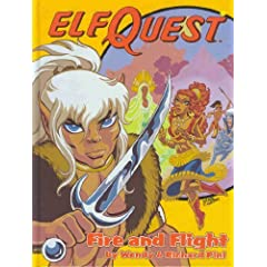 Elfquest Book #01: Fire and Flight by Wendy Pini and Richard Pini