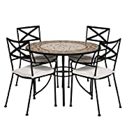 Rosemoor Dining Table & 4 Chairs