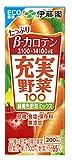 伊藤園 充実野菜 緑黄色野菜ミックス (紙パック) 200ml×24本