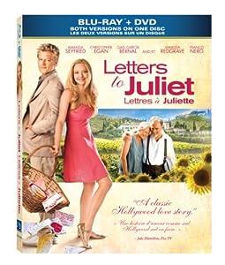 Letters To Juliet (Single-Disc Blu-Ray/DVD Combo) / Lettres à Juliette (Blu-ray/DVD) (Bilingual)