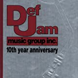 echange, troc Artistes Divers - Def Jam 10th Year Anniversary