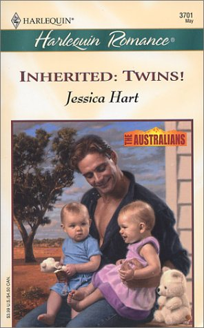 Inherited:  Twins! (The Australians) (Romance, 3701), Jessica Hart