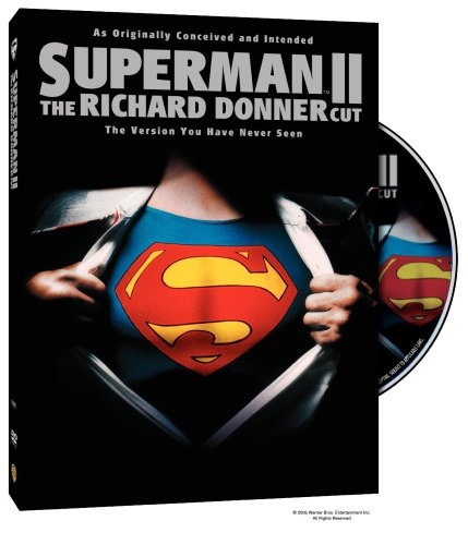 Cover art for  Superman II - The Richard Donner Cut