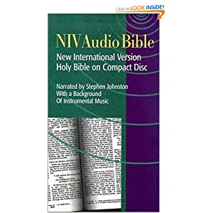The Book Of Psalms Niv Audio Holy Bible High Quality And