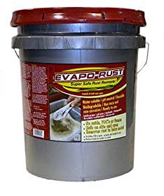 Evapo-Rust ER013 The Original Super Safe Rust Remover - 5 Gallon