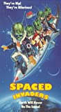 echange, troc Spaced Invaders [VHS] [Import USA]