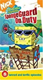 Spongebob Squarepants - Spongeguard on Duty [VHS]