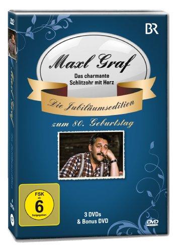 Maxl Graf - Das charmante Schlitzohr mit Herz [3 DVDs]