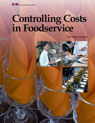 Controlling Costs in Foodservice PDF