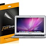 [3-Pack] SUPERSHIELDZ- Anti-Glare & Anti-Fingerprint (Matte) Screen Protector For Apple MacBook Air 13 Inch + Lifetime Replacements Warranty [3-PACK] - Retail Packaging