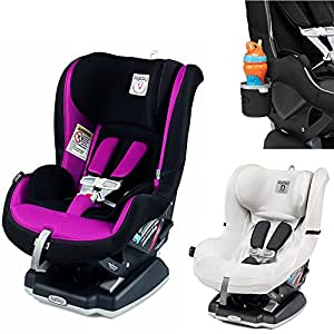 peg perego primo viaggio infant convertible car seat w clima cover white cup. Black Bedroom Furniture Sets. Home Design Ideas