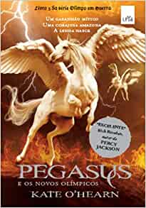 Pegasus e Os Novos Olimpicos - Livro 3 (Em Portugues do