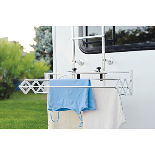 Compact Smart Dryer : Expandable Indoor/Outdoor Drying Rack, Especially Designed To Fit Virtually Anywhere. (Rv Smart Dryer compare prices)